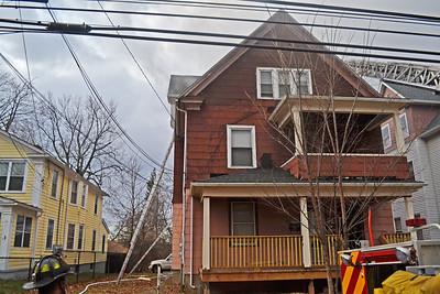 12-3-18 Working fire plus Hartford Ct 351 Hillside Ave