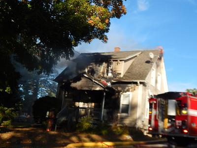 Structire Fire - Unknown Address, Blue Hills, CT - Unknown Date