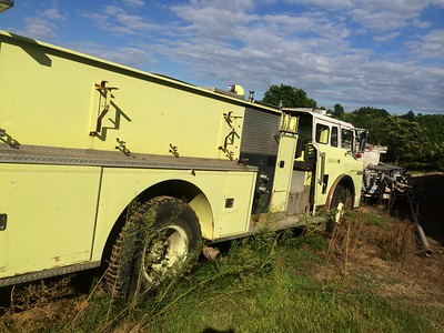 Apparatus Shoot - Ex New Milford Engine 12 - Unkown Date