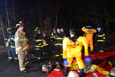 Training - Rocky Hill Ice Rescue,  Rocky Hill, CT - 1/17/17
