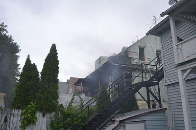 2 Alarm Structure Fire - 49 Sisson Ave, Hartford CT - 6/4/18