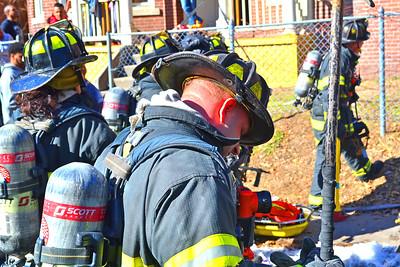 Structure Fire - 72 Hamilton St, Hartford, CT - 2/19/17