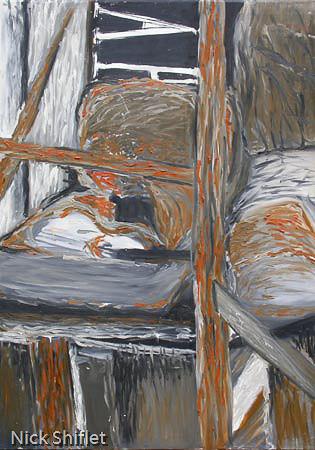 nick shiflet oil paintings