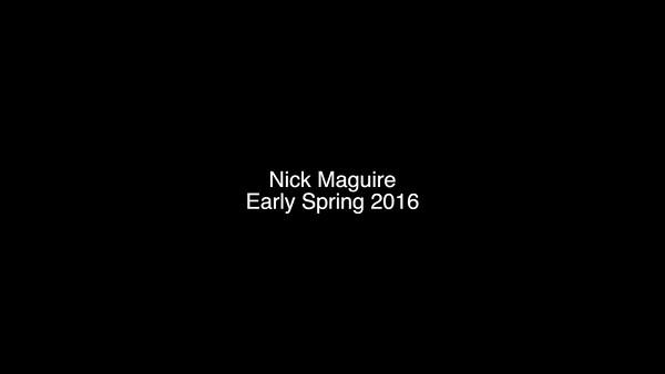 Nick Spring 2016