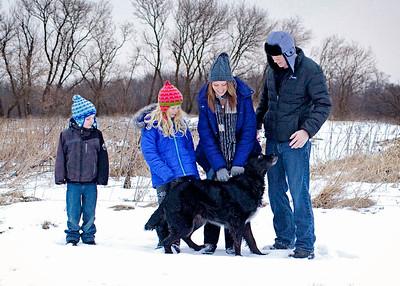 Nick-Sydney & Family