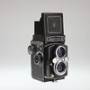 Product photography by nick shiflet... photograph of medium format camera.