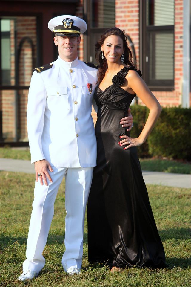 Navy Ball - October 2012