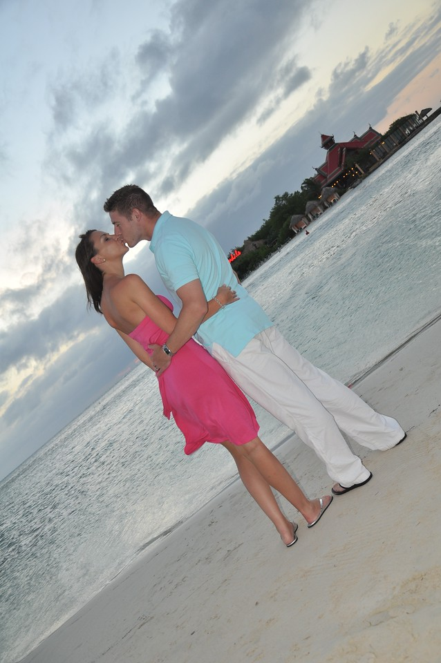 Honeymoon at Sandals Royal Caribbean in Jamaica