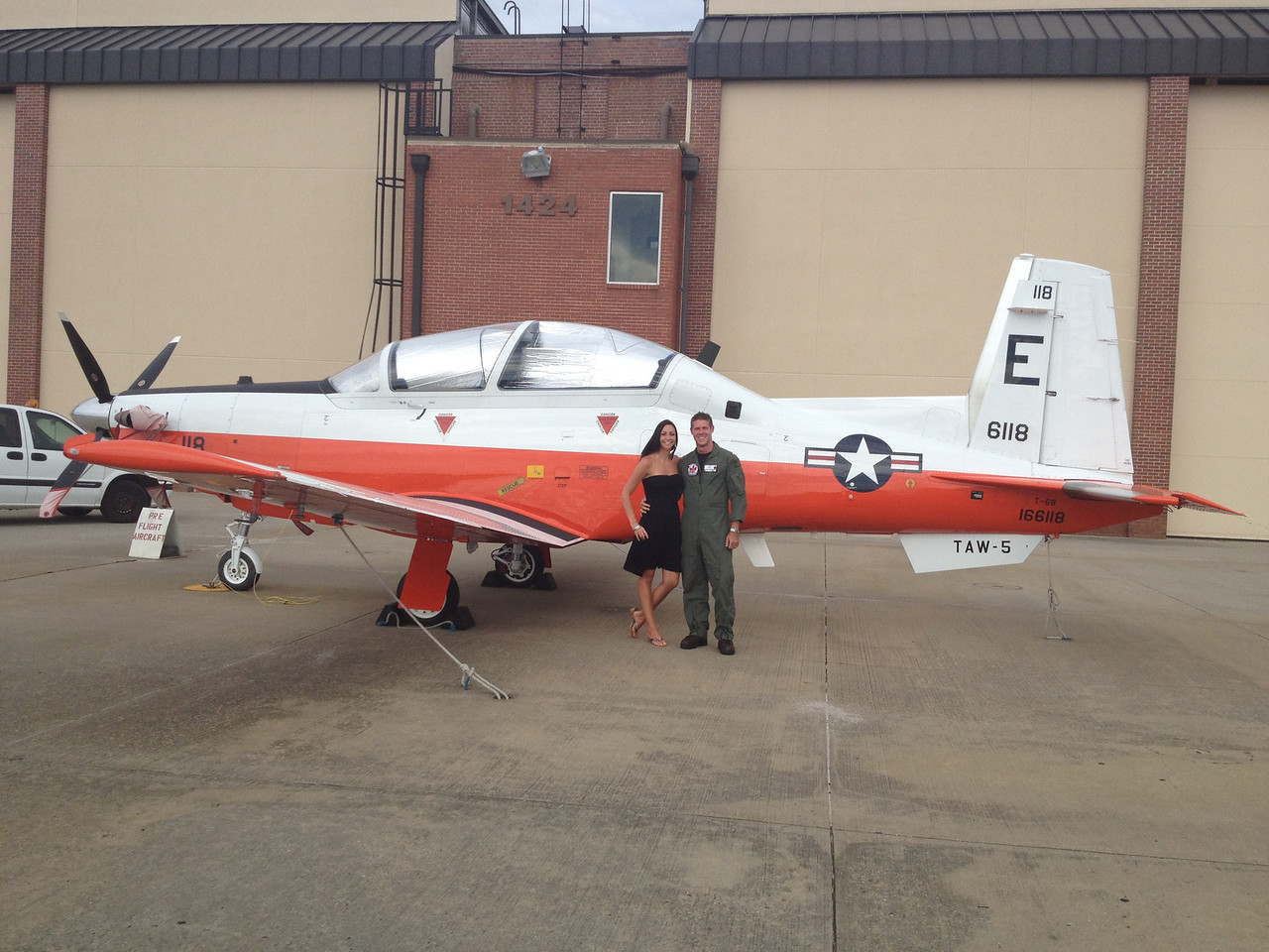 Flight Training at NAS Whiting Field  June 2012