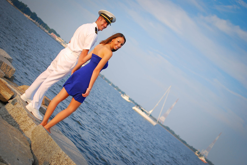 Engagement Photos by Angelina Photography