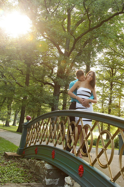 Engagement Photos by i Kandi Photography of St. Louis, Missouri  {July 2010}