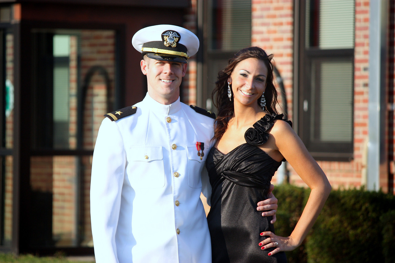 Navy Ball - October 2012