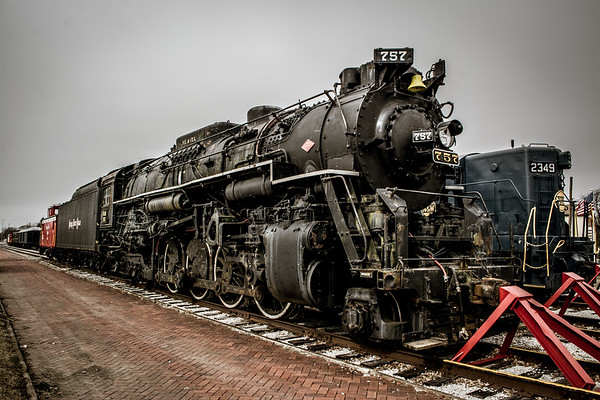Nickel Plate Road 757
