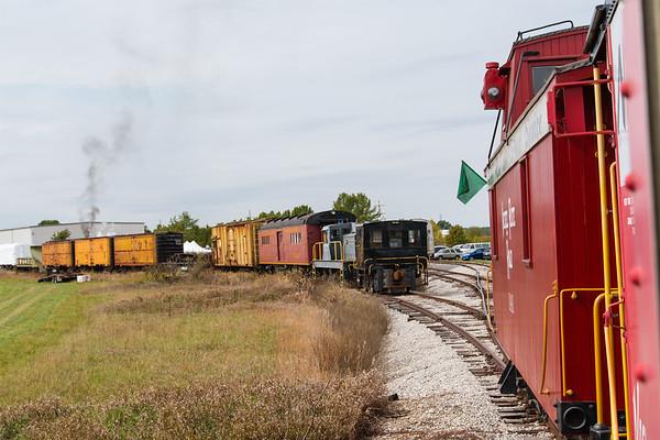 NKP 765 Autumn Railroad Festival