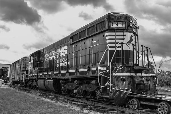 Norfolk Southern 58