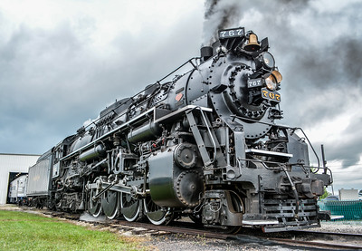 Nickel Plate Road 767