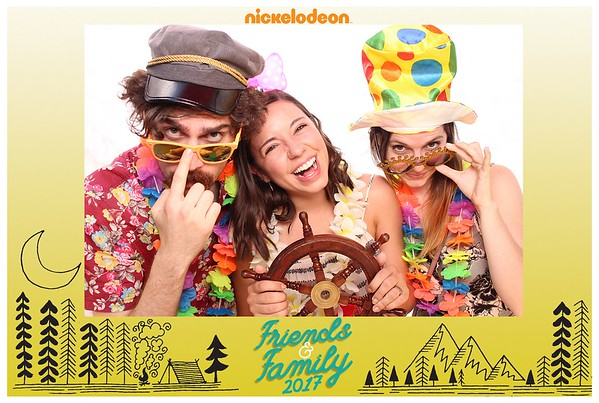 Nickelodeon Friends and Family 2017