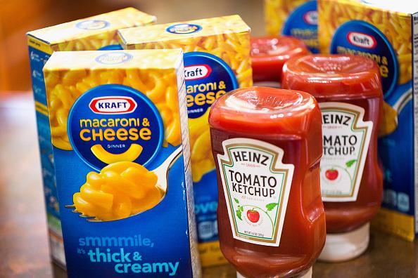 P5.9 / New photo of Kraft / Heinz merger.  Choice 2 of 9