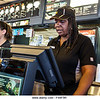 P7.8 / Fast Food Employees.  Choice  6 of 14