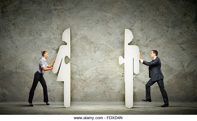 P5.5 / Photo to accompany figure 5.2 / Choosing a business partner.  Choice  7 of 14