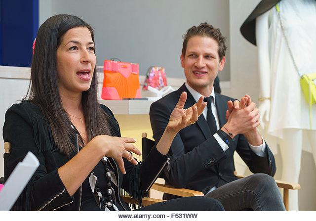 P5.4 / Designers Rebecca and Uri Minkoff.  Choice 9 of 9