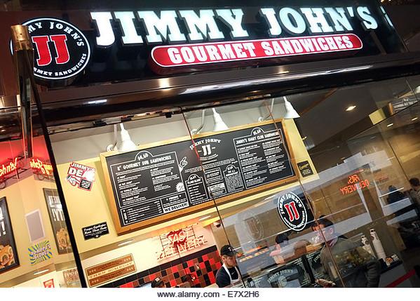 P5.12 / Jimmy John's.  Choice 10 of 14