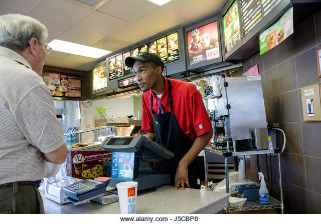 P7.8 / Fast Food Employees.  Choice  13 of 14