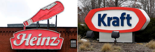 P5.9 / New photo of Kraft / Heinz merger.  Choice 7 of 9