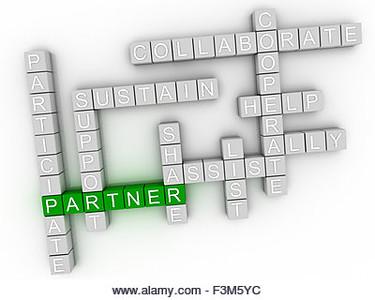 P5.5 / Photo to accompany figure 5.2 / Choosing a business partner.  Choice  6 of 14