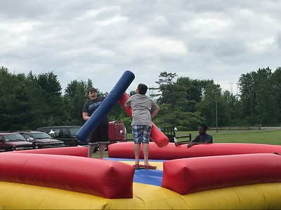 Nick's 12th Birthday Party  6-10-18