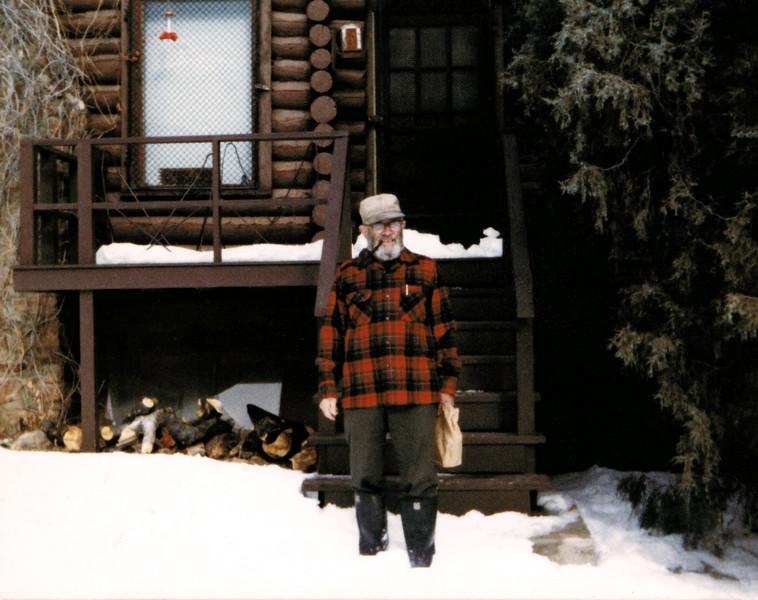 Guru (Granite Crags Jan 7 1983)