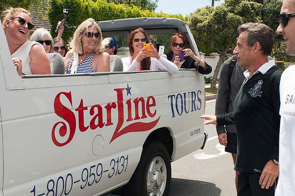 Nicolas Sarline meet the Starline