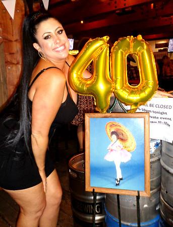 Nicole 40th Birthday Celebration, Barn Brewery San Diego September 29, 2018