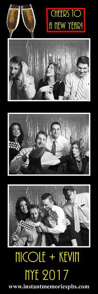 Nicole & Kevin's NYE Wedding 12-31-16