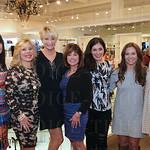 Katy Rueff, owner of Rodeo Drive, Louisville Raquel Koff, Darlene Allgeier, Laura Swenson, Michelle Tasman, Lizzie Cohen and Annette Adams.