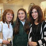 Julie Strull, Lindsey Latts and Jennifer Tuvlin.