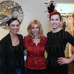 Kate Welsh, Lisa Lake- Roedemeier and Rachel Bell.