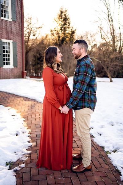 Nicole and Andrew Maternity0001