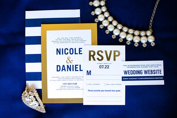 Nicole and Dan Wedding