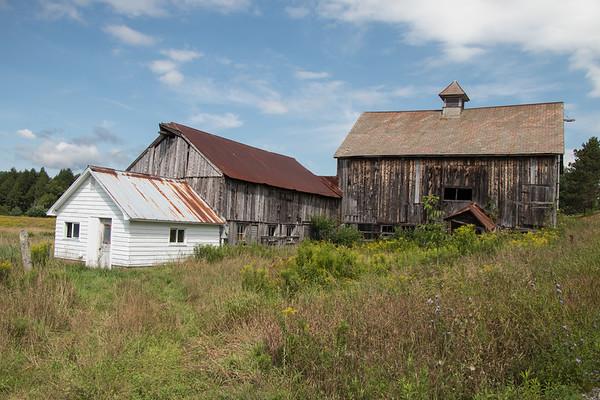 Rural Barn VT