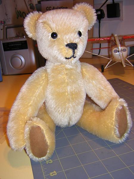 Mike N's Bear Uri
