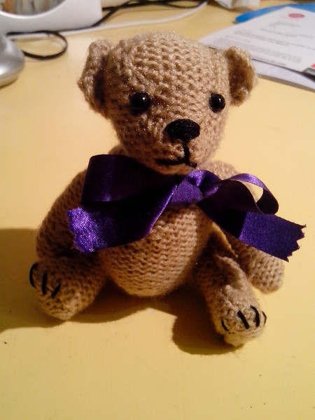 Bear for Julie