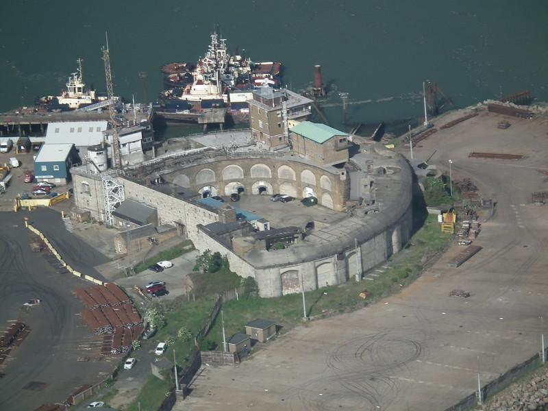 Sheppey, Sheerness Garrison Point Fort wireless station.