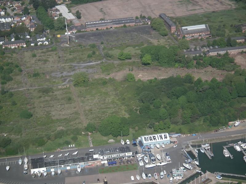 Shotley Point RNAS Kite Balloon Station
