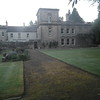 Eshott Hall at dawn