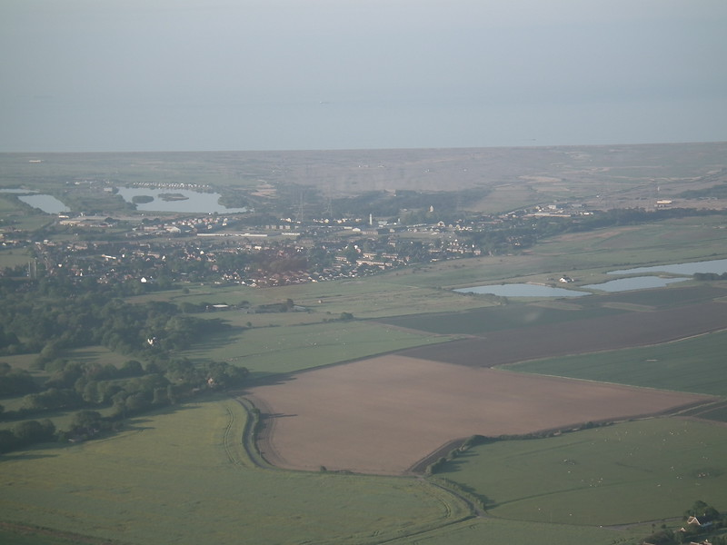 Lydd, Dering Farm airfield
