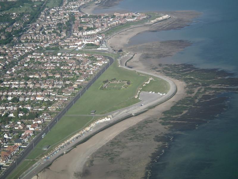 Westgate, land base and seaplane base.
