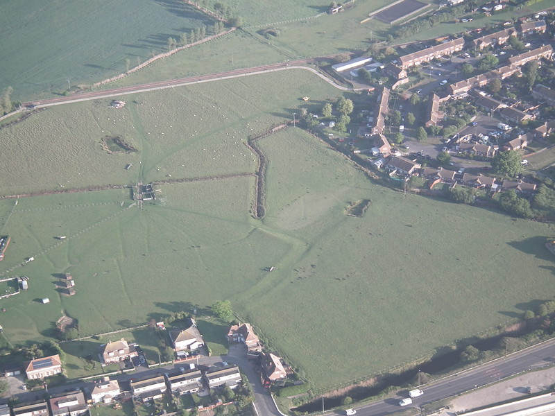 Littlestone, St Mary's Bay (Jesson airfield)