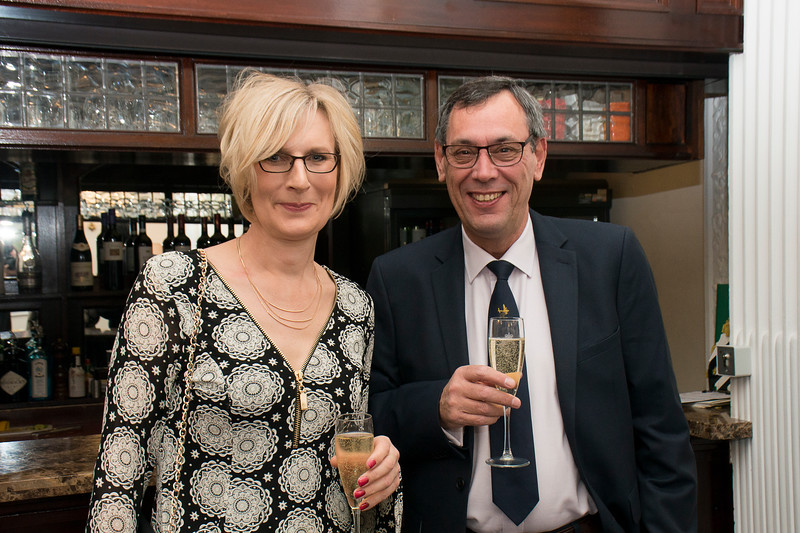 Kathryn Hutchins & Paul Wheal