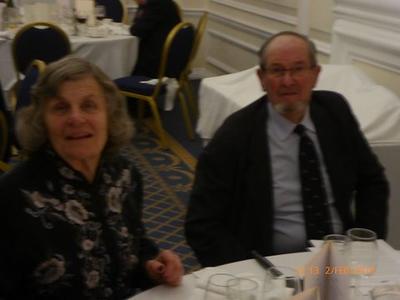 Georgie & David Hamilton